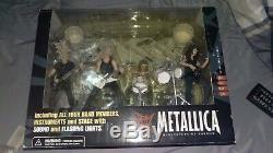 Metallica Harvester of Sorrow Figure Boxset