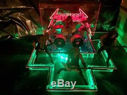 Metallica Harvester of Sorrow Super lighted handmade Stage