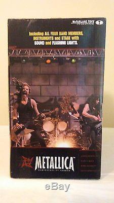 Metallica Harvesters Of Sorrow Figure Box Set
