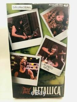 Metallica, Harvesters of Sorrow, Box Set, Super Stage Four Figures McFarlane