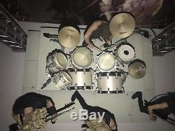 Metallica Harvesters of Sorrow Stage Figure Set McFarlane Toys