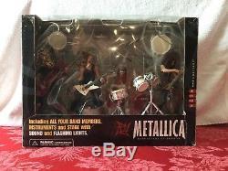 Metallica McFarlane Figures Harvesters of Sorrow rare set