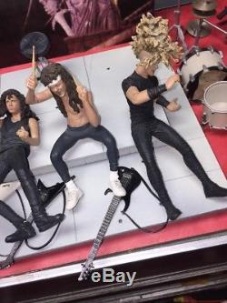 Metallica Mcfarlane Toys Figures & Justice For All Harvester of Sorrow Complete