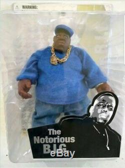 Mezco Biggie Smalls Notorious B. I. G. Life After Death Figure doll