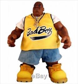 Mezco Notorious BIG Biggie Smalls NYCC Exclusive Juicy Comic Con Limited Edition