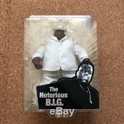 Mezco Notorious B. I. G. Biggie Smalls Doll Action Figure