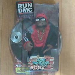 Mezco Run DMC Jam Master Figure 3 Set Hiphop Doll Colletion Hobby With Box