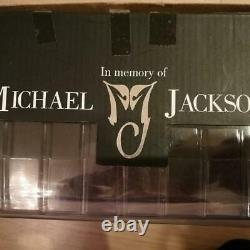 Michael Jackson 1/6 12in Billie Jean Figure Doll Rare Limited Serial Number