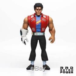 Michael Jackson CAPTAIN JAXON Action Figure Art Toy Doll Limited Rare Exclusive