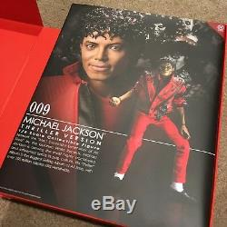 Michael Jackson Hot Toys Thriller