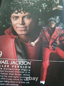 Michael Jackson Iconic Thriller action figure