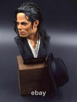 Michael Jackson King Of Pop 1/3 Scale Bust 9 Statue Resin Figure Dandelion NEW