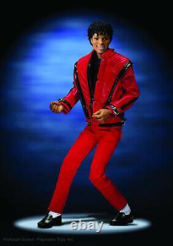 Michael Jackson Thriller RARE Playmates Doll Action Figure