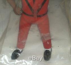 Michael Jackson Thriller Soft Vinyl Sofubi 9.4 24cm Figure Dolls Marusan NEW