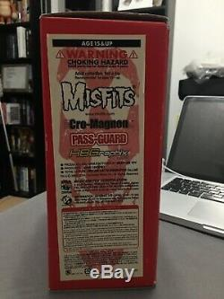 Misfits Jerry Only and Doyle Zombie Medicom Kid Robot Vinyl NIB RARE LTD of 333