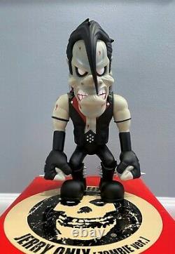 Misfits Zombie Jerry Only Rare 2004 Medicom Vinyl Figure toy doll danzig doyle