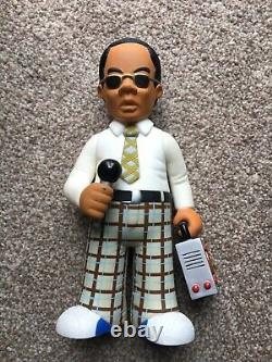 Mo Wax Money Mark Series 2 International Traveller Figure Rare Beastie Boys