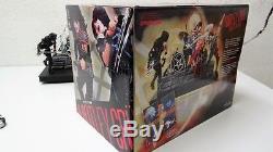 Motley Crue Shout At The Devil Deluxe Box Set 2004 McFarlane Mint