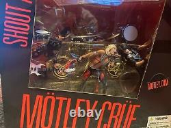 Motley crue Mcfarlane toys box set