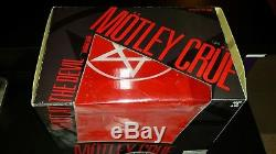 Motley crue mcfarlane boxset open complete