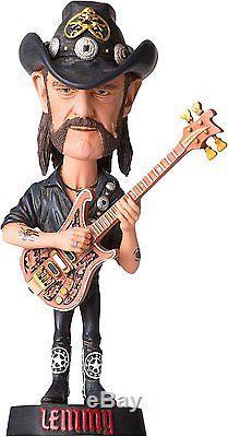 Motorhead Lemmy Limited Edition Bobblehead Impact Merchandising