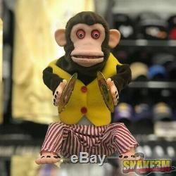 Musical Jolly Chimp Monkey As Seen In Toy Story Works RETRO Battery ALL NEW 2019