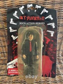 My Chemical Romance Action Figure Frank Iero