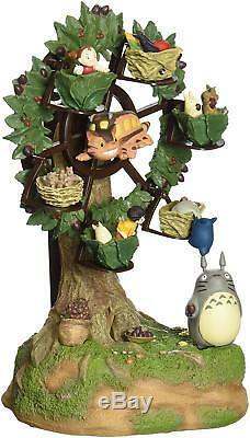 My Neighbor Totoro Music Box Forest Ferris Wheel Benelic Studio Ghibli Miyazaki