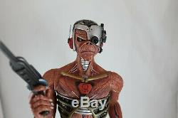 NECA 2004 Iron Maiden Somewhere in Time Complete 18 1/4 Scale Action Figure