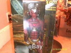 NECA 2005 Iron Maiden Somewhere In Time Eddie 18 Doll Action Figure Rare In Box