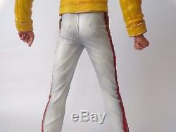 NECA Freddie Mercury of Queen 18 (14 Scale) Action Figure, Music Memorabilia