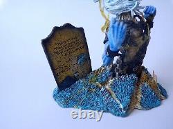 NECA Iron Maiden Live After Death Eddie Action Figure Metal Music Memorabilia