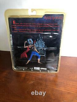NECA Iron Maiden Phantom of the Opera Eddie Action Figure, Factory Sealed