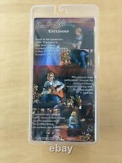 NECA Kurt Cobain Unplugged Action Figure Toys Nirvana NIB