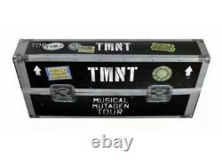 NECA Teenage Mutant Ninja Turtles SDCC Exclusive Musical Mutagen Tour 4 Figures