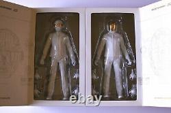 NEW Daft Punk x Medicom Maxfield LA Pop-Up 2017 Grammy White Action Figure Set