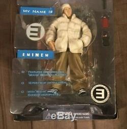 NEW My Name Is Eminem Art Asylum Action Figure! Slim Shady Marshall Matthers