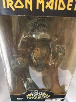 NEW NECA Iron Maiden Bobblehead MINT, LIVE AFTER DEATH. RARE! MIB