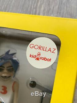 NOS GORILLAZ Kidrobot 2D CMYK Edition Figure 2006 Music