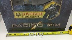 Neca 1/4 Scale 18 Pacific Rim Jaeger Striker Eureka Figure New