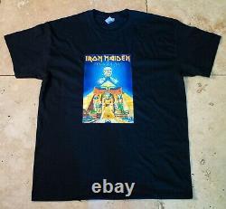 Neca Iron Maiden Eddie Powerslave Pharaoh Clothed Retro Style 8 Action Figure