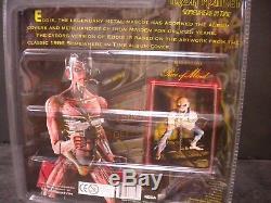 Neca Iron Maiden Figure Eddie Somewhere In Time