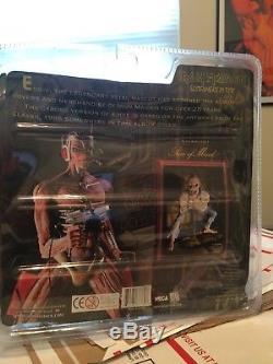 Neca Iron Maiden Somewhere In Time Eddie Series 1 Nib