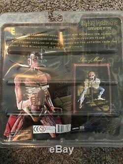 Neca Iron Maiden Somewhere In Time Figure-series 1-rare Nib