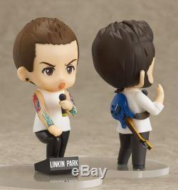 Nendoroid Petite LINKIN PARK Set Figure Free Shipping