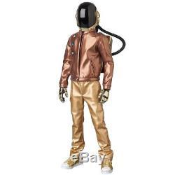 New Daft Punk Guy-Manuel Discovery Version 2.0 RAH Medicom Action Figure