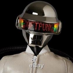 New Daft Punk Thomas Bangalter Discovery Version 2.0 RAH Medicom Action Figure