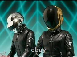 New Daft Punk Thomas Bangalter Guy-Manu Set of 2 Bandai Premuim S. H. Figuarts