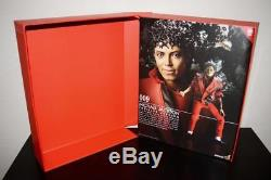 New NRFB Hot Toys'09 Michael Jackson THRILLER 1/6 Scale 12 Figure M Icon MIS09