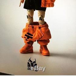 New Ninja Da Rescue & Yolandi Da Rescue 16 Scale figure set- Die Antwoord Zef
